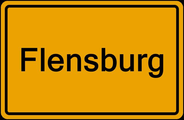 Einwohnermeldeamt Flensburg